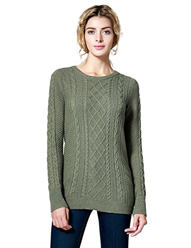 100% Cotton Pullover Sweater - 7