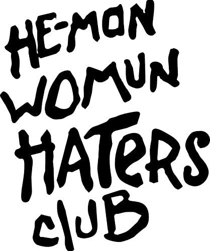 Amazon Com Fsds Wall Decal Little Rascals Inspired He Man Womun Haters Club Decal Little Boys Room Decor Sticker Home Kitchen If you add your name, your ruca's name. amazon com
