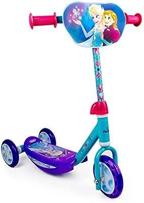 Frozen - Patinete de 3 ruedas (DArpèje OFRO110) scooter