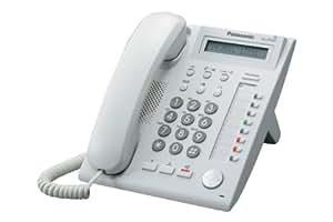 Panasonic KX-DT321NE - Teléfono (DECT, Color blanco, LCD, Pared)
