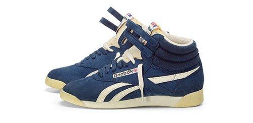 Reebok Freestyle F/S Hi - US 9.5W - EUR 40.5 - CM 26,5