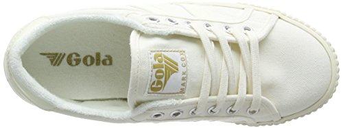 White Off Donna White Tennis Avorio Off Gola Stivaletti Cx0PRwqC6