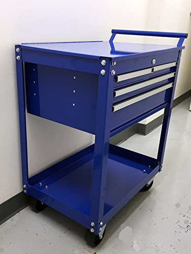 4 drawer service cart - 4