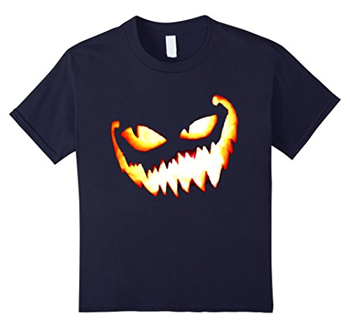 Fast Easy Halloween Costume Ideas (Kids Spooky Jack O Lantern Amazing Halloween Costume Idea 12 Navy)