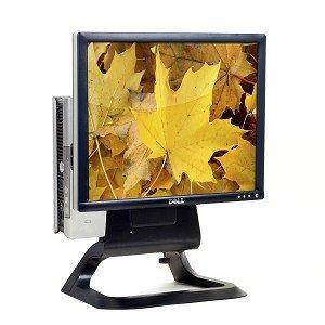 """Dell OptiPlex 755 All-in-One Pentium Dual-Core E2160 1.8GHz 2GB 160GB DVD±RW 17"""" LCD Windows 7 Home Premium"""