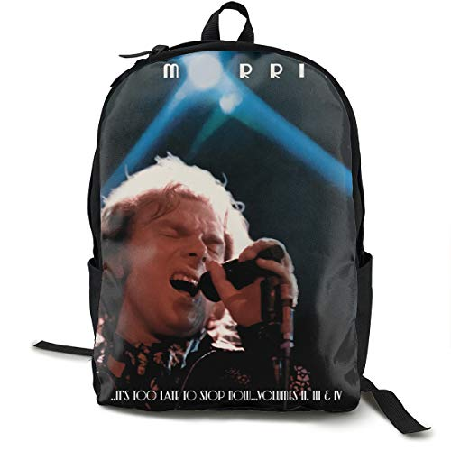 Van Morrison Volumes II, III & IV Unisex,lightweight,durable,school Backpack,multi-function Backpack,travel Backpack,school Bag