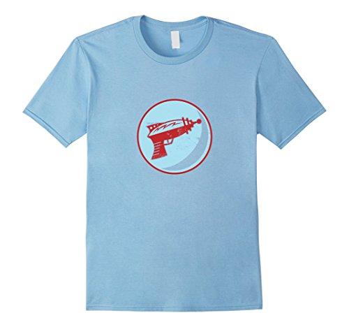 Mens Ray Gun Fun Medium Baby Blue