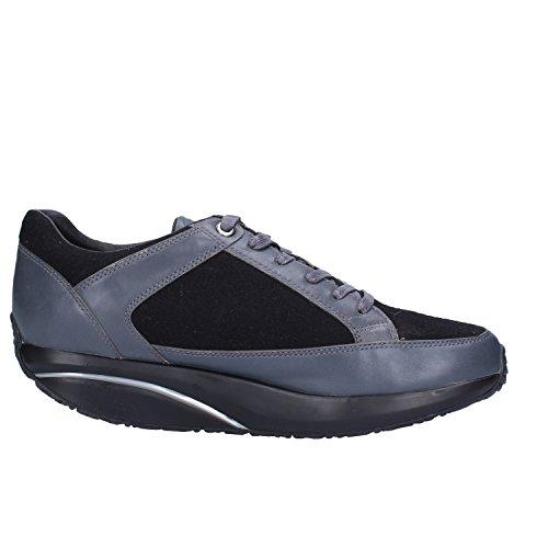 MBT Sneakers Uomo 42 EU Grigio Nero Pelle Tessuto Envío Libre Mejor Lugar Venta Barata Nuevos Estilos Espacio Libre En Línea Barata De Bienes Salida Conseguir Auténtico VRoXthifX