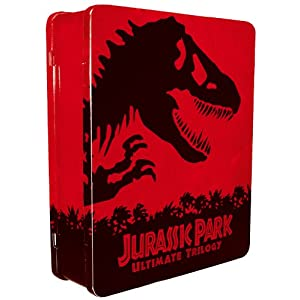[Amazon UK] Jurassic Park Ultimate Trilogy   Limited Collectors Edition [Blu ray] für ca. 34,99 Euro inkl. Versand
