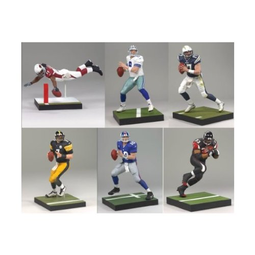 NFL Series 20 Assorted Action Figurine by McFarlane