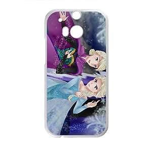 DAZHAHUI Frozen Design Best Seller High Quality Phone Case For HTC M8