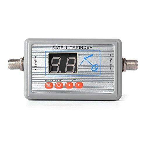 LeaningTech SF9505 Mini Digital TV Antenna Satellite Signal