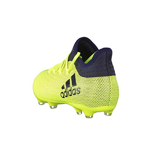100% authentic 95146 57df8 ... adidas Unisex-Kinder X 17.1 Fg J Fußballschuhe Gelb (Amasol Tinley  Tinley ...