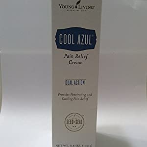 Young Living Cool Azul Pain Relief Cream 3.4 oz