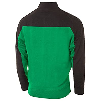 Calvin Klein Golf Men's Rapid Lined Sweater - US L - Green