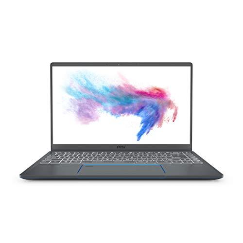 """MSI Prestige 14 A10SC-021 14"""" UHD Ultra Thin and Light Professional Laptop Intel Core i7-10710U GTX1650 MAX-Q 16GB DDR4 1TB NVMe SSD Win10Pro"""