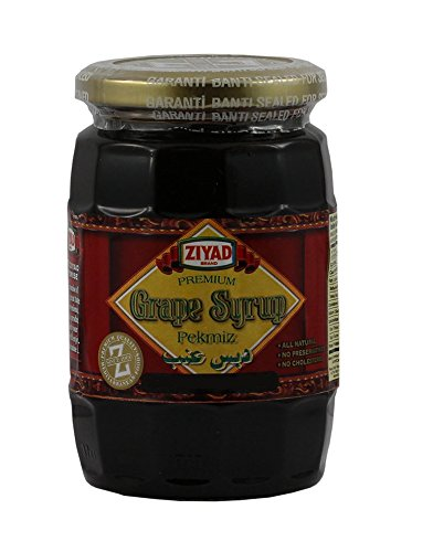 Ziyad Premuim Syrup, Grape, 32 Ounce