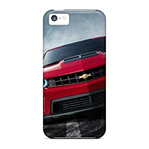 Excellent Design Red Car Hd Cases Covers For Iphone 5c