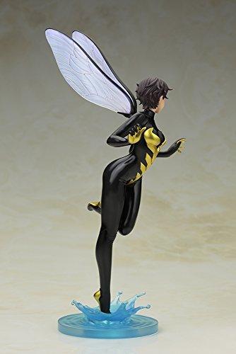 41hP4jpAeNL Kotobukiya Marvel Wasp Bishoujo Statue