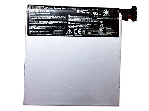 ZWXJ Tablet Battery C11P1303 (3.8V 15Wh) for Asus Google Nexus 7 2013 2nd Gen II