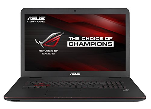 ASUS GL771JM 17-Inch Gaming Laptop [2014]
