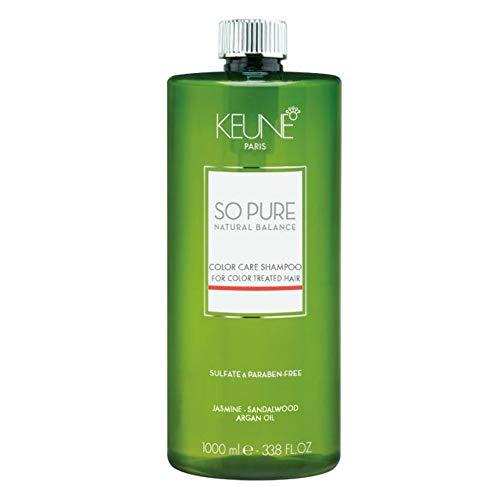 Keune So Pure Natural Balance Color Care Shampoo - 33.8 oz / liter ()
