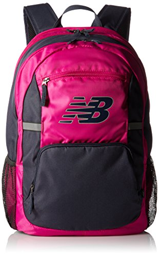 Balance Backpack - New Balance Accelerator Backpack, Poisonberry, One Size