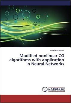 Descargar Con Torrent Modified Nonlinear Cg Algorithms With Application In Neural Networks Mega PDF Gratis