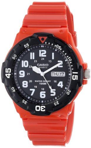 Casio MRW 200HC 4BVCF Stainless Steel Watch