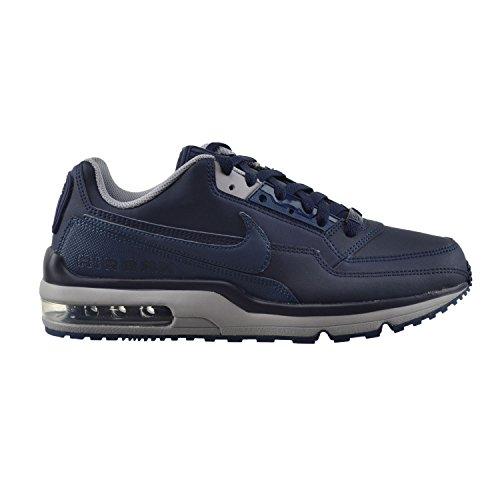 Nike Air Max Ltd Sneakers Uomo Ossidiana / Squardron Blu-grigio Lupo
