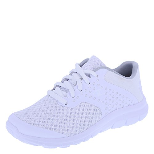 Champion Boys' White Boys' Gusto Cross Trainer 2 Regular White Athletic Sneakers