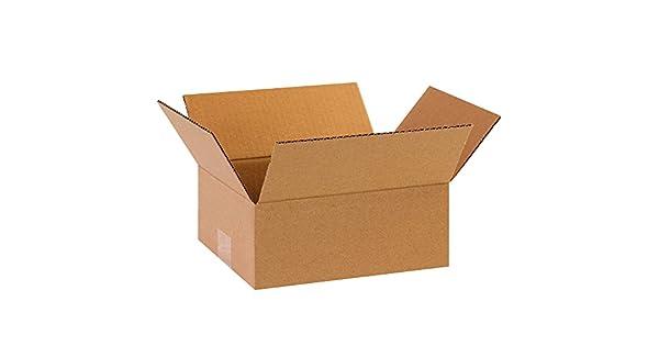 Amazon.com: Caja EE. UU. bxb862 plana Cajas de Cartón, 8