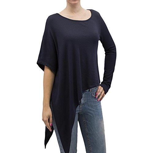 Only Mujeres Ropa superior / Camiseta de manga larga onlGyra Azul