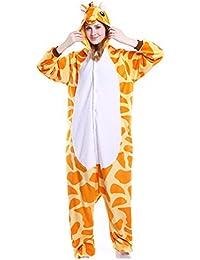 Unisex Adult One Piece Animal Pajamas Cosplay Costume