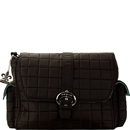 Kalencom Buckle Bag - Quilted (Quilt Black)