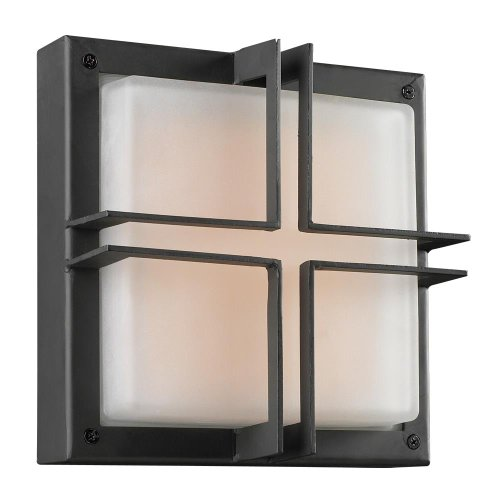 PLC Lighting 8026 BZ Piccolo Collection 1 Light Outdoor Fixture by PLC Lighting (Image #1)
