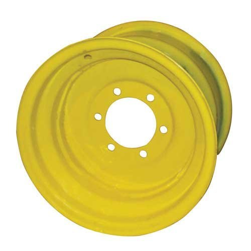 "All States Ag Parts 10"" x 15'' Front Rim - Yellow New John Deere 1020 1520 2030 2440 2630 2640 2750 3020 4000 4020 4030 4040 4230 4320 4430"