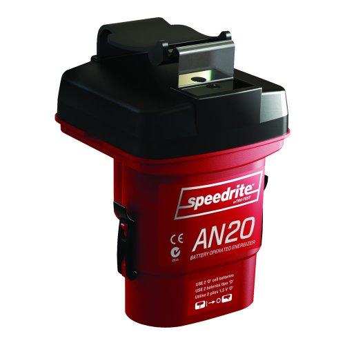 (Speedrite AN20 Battery Fence Energizer, 0.04 Joule )