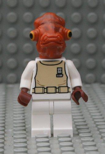 Admiral Ackbar - from set - Lego 7754