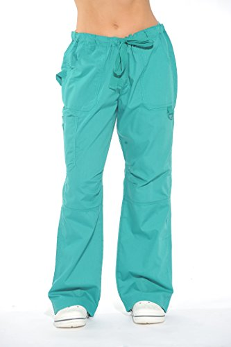- Just Love 24000PSURGRN-2X Women's Utility Scrub Pants Scrubs, Surgical Green Utility, 2X