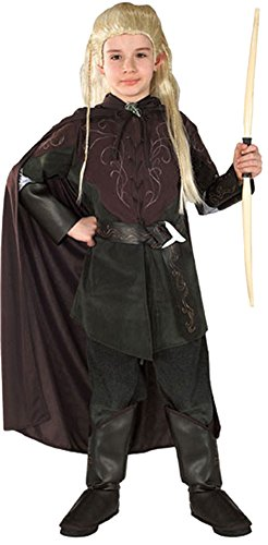 BESTPR1CE Boys Halloween Costume-Legolas Greenleaf Kids Costume Medium ()