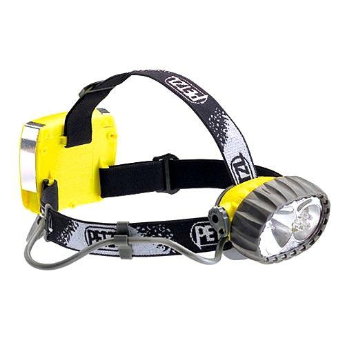 Petzl DUO LED 5 headlamp w/ batteries