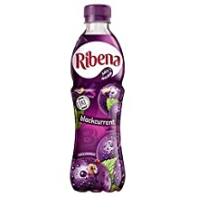 Ribena Blackcurrant Ready To Drink - 500ml (16.91fl oz)