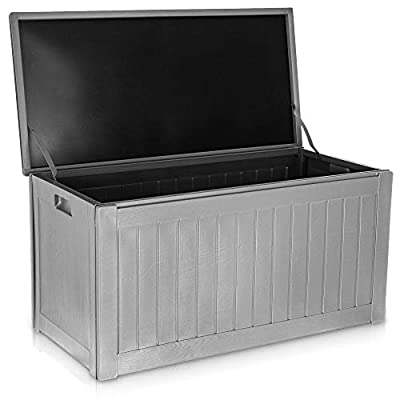 LIVIVO Outdoor Cushion Storage Box 190L