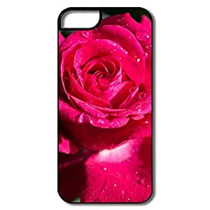 Cute Red Rose Case For Sumsung Galaxy S4 I9500 Cover Her