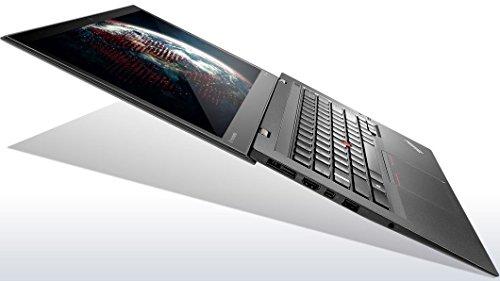 "Price comparison product image Lenovo ThinkPad X1 Carbon 2nd Generation Premium Business Ultrabook - Core i7-4600U,  180GB SSD,  8GB RAM,  Premium 14.0"" IPS WQHD (2560 x 1440) Anti-Glare Display,  720p HD Webcam,  Intel AC-7260 Advanced WiFi,  Bluetooth,  Fingerprint Reader,  Backlit Keyboard,  Windows 8.1 64-bit [Sierra Wireless 7355 - Gobi 5000 4G LTE WWAN Mobile Broadband Enabled]"