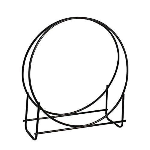 (Panacea 15208 20-Inch Tubular Steel Log Hoop)