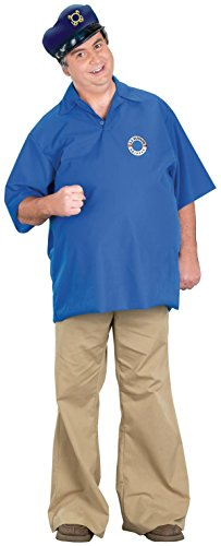 FunWorld Skipper Costume, Blue, One ()