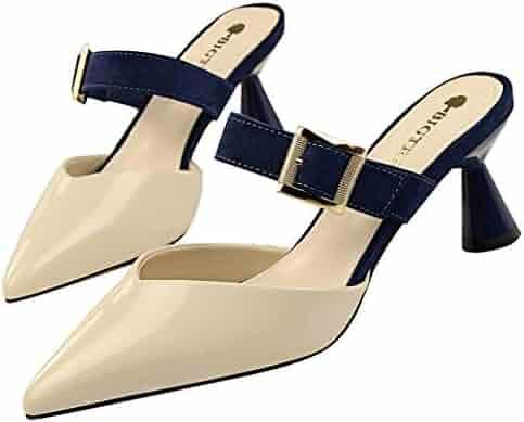 ac0f01c4ba46d Shopping White - Pumps - Shoes - Women - Clothing, Shoes & Jewelry ...