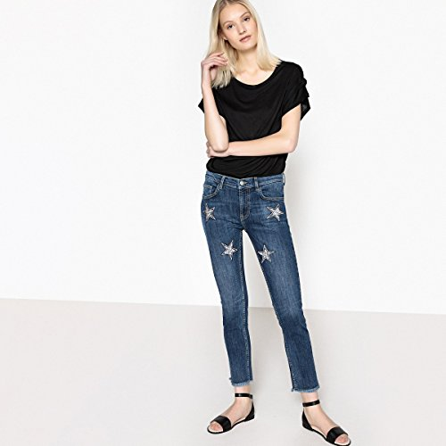 Donna Blu Collections Patchs Stone Redoute Jeans La Stelle BREwf
